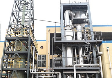 MVR管式蒸发器-青岛康景辉