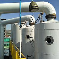 三效蒸发器处理稀土生产废水案例