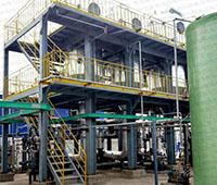 河南三效蒸发器蒸发结晶氯化钠废水项目