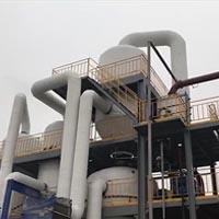 四效蒸发结晶器处理含硫酸钠废水案例