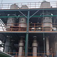 三效废水蒸发器案例