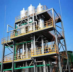 三效废水蒸发结晶项目案例