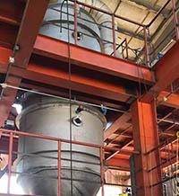 300t/d高盐废水处理蒸发结晶案例