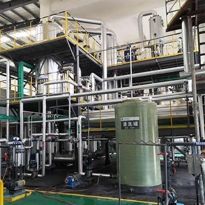 硫酸铵三效蒸发器案例