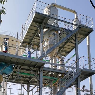 MVR废水蒸发器案例