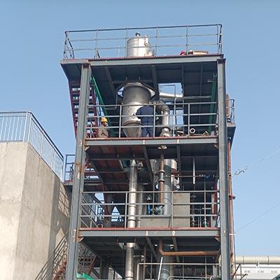 贵金属回收废水处理案例