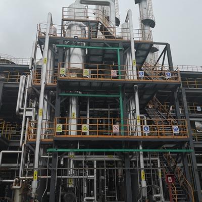 三效降膜蒸发器在糖精钠生产中的应用案例