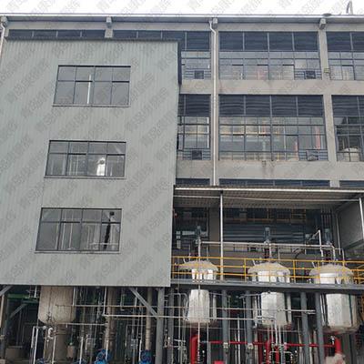 光纤厂烟气洗涤废水零排放工程实例