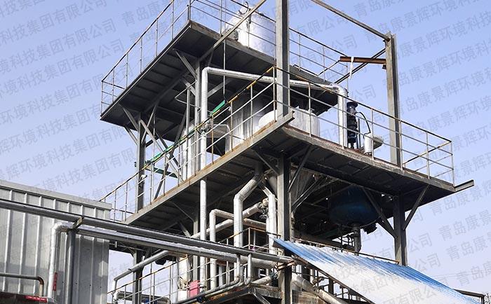 硫酸钠废水处理MVR蒸发器案例