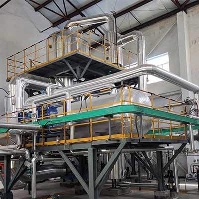 氯化铵MVR蒸发结晶系统