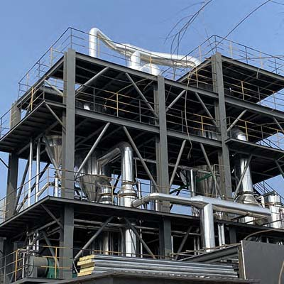 硫酸钾MVR蒸发器案例